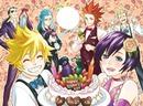 manga anniversaire M