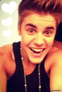 Justin i love you <3