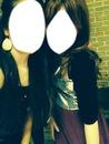 les deux filles <3