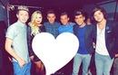 One Direction+Demi Lovato= ♥