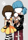 Fran Bow and Sally Face
