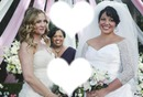 Callie et Arizona leur mariage !
