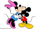 bisou mickey