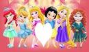 princesas niñas