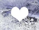 de la neige