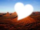 srdce v poušti