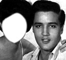 Elvis and girl