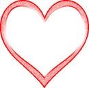 coração junto com estrela