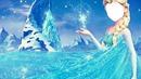 Frozen una aventura congelada Elsa II