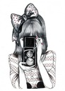 Menina da câmera