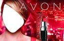 Avon Mega Impact Ruj Afiş Kız Yüzü Sahne
