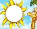 Luv_Giraffe Sun