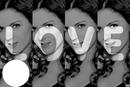 Capa da Josy Lujan - Fotomontagem