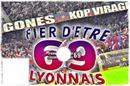 fière d'être Lyonnais 69