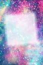 Galaxsy Frame ♥