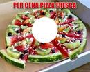 <3 Pizza fresca <3