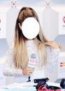 Cara de Ariana Grande:3