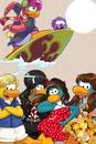 Club Penguin Teen Beach Movie