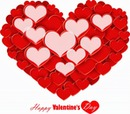 Corações love
