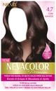 Nevacolor saç boyası 4.7 Türk Kahvesi