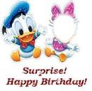 Joyeux Anniversaire Donald & Daisy