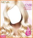 Yoğun Doğal Süper Açıcı Sarı Saç