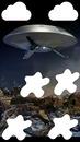 LOST IN SPACE - Nave Jupiter II Pousando