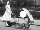 1923 bébé landau