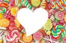 coeur de bonbon ♥