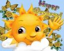 Happy weekend soleil