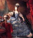 Marie Antoinette coronation
