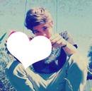 te doy mi corazon y mi amor <3