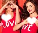 Dans le coeur d'Ashley & Lucy
