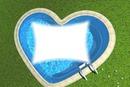 piscine coeur