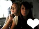 coeur sur les cote  (2 photos)
