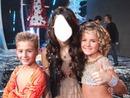 Axel et Alizée avec Marina Dalmas
