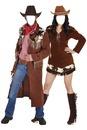 Couple cowboy