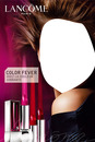 Lancome Color Fever Advertising