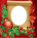 Parchemin de Noël