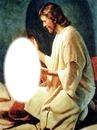 jesus com criança