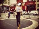 Violetta en Paris, Francia