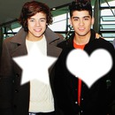 zayn malik and harry styles