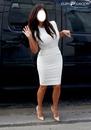 kardashian blanc