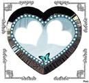 coeur de deux personne