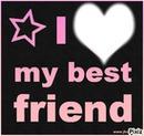 I <3 my best friend