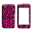 Iphone 5 de oncinha rosa