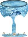 verre de dauphin