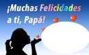 Feliz dia Papá