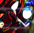 Montage Monster High Djinni et Valentine