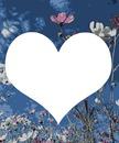 Fleurs diverses 49 Coeur